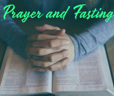 Prayer and Fasting (2)